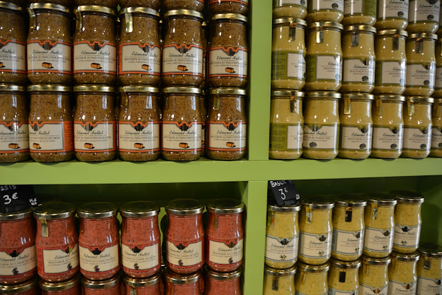Dijon mustard sales