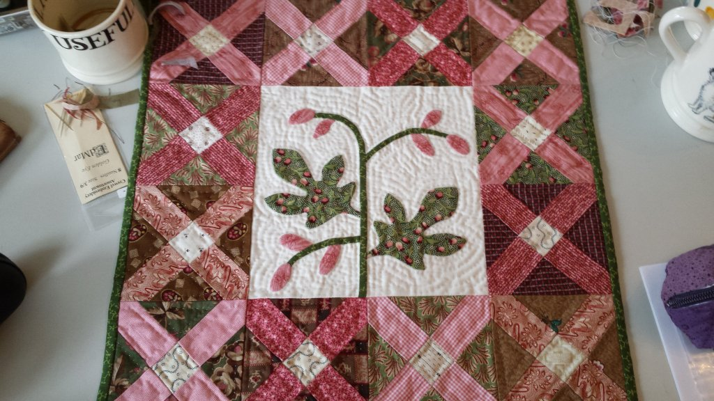 Quilt It Dorry.Colours And Fabrics A Great Day Out Applique Workshop And