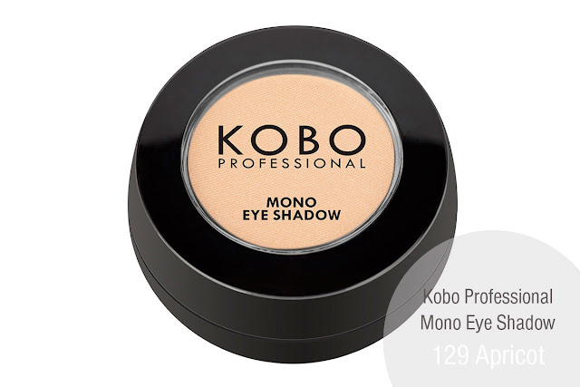KOBO POFESSIONAL MONO EYE SHADOW 129 Apricot