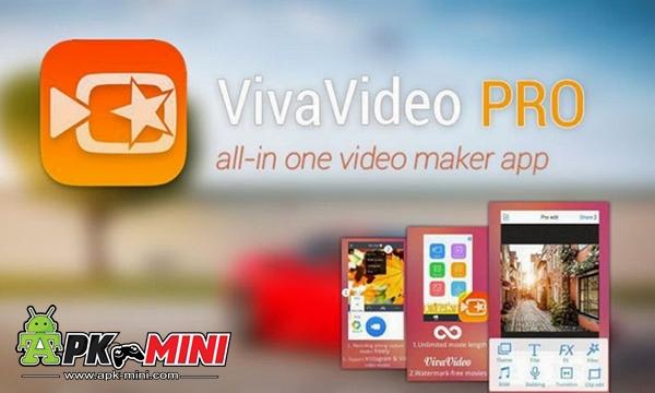 VivaVideo Pro: ตัดต่อวิดีโอ.APK