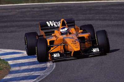 F1 McLaren 1997