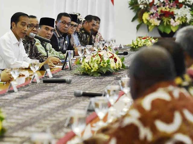 September 2018, Presiden Jokowi Resmikan Jembatan Wear Arafura