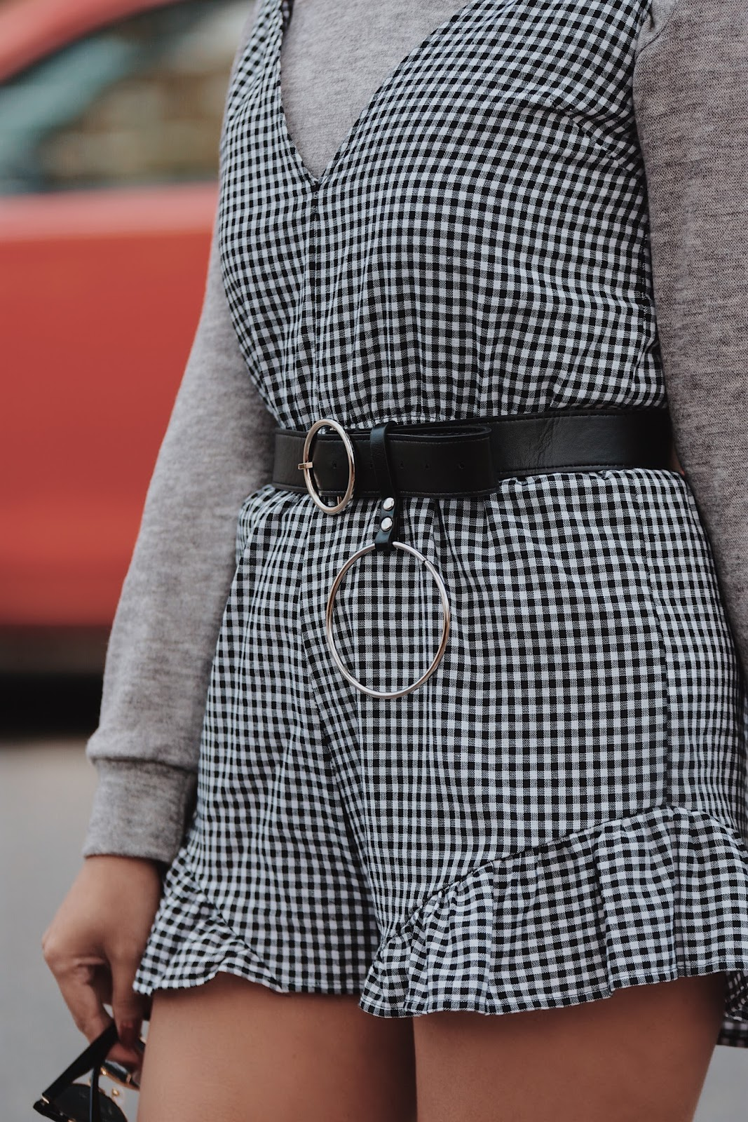 Vichy, the French word used for gingham by Mari Estilo.