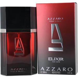 Pour Homme Elixir by Loris Azzaro for Men, 3.4 Ounce