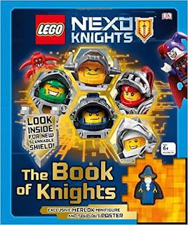 Lego Nexo Knights: The Book Of Knights PDF