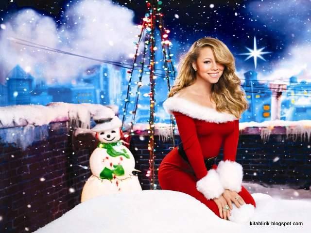 Lirik Lagu O Holy Night - Mariah Carey | KitabLirik