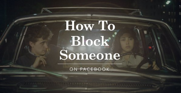 How to block someone on facebook iphone