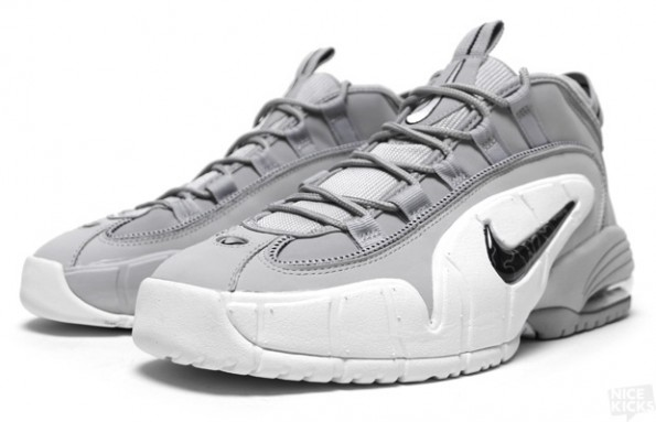 low priced 05545 c8273 Nike Air Max Penny 1. Wolf Grey Black-White 311089-003  125