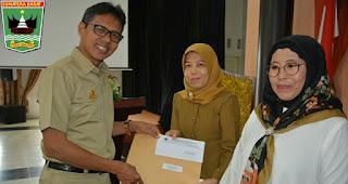 Irwan Prayitno Harapkan Koperasi Kantor Gubernur Proaktif Cari Kebutuhan Setiap ASN