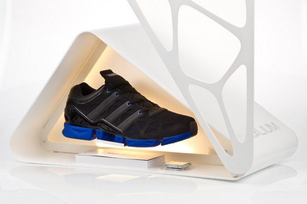 promo code f8019 5497b Just in time for the holidays, adidas Originals is launching the H3LIUM ZXZ  Runner, the lightest shoe to date from the iconic sportswear brand.