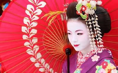 5 Rahasia Kecantikan Kulit Geisha