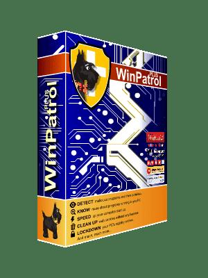 WinPatrol PLUS Box Imagen