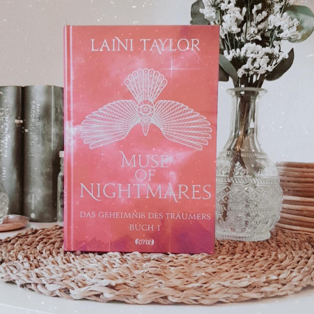 Bücherblog. Kooperation. ONE-Blogger. 2020. Unboxing - Part 6. Muse of Nightmares - Das Geheimnis des Träumers von Laini Taylor