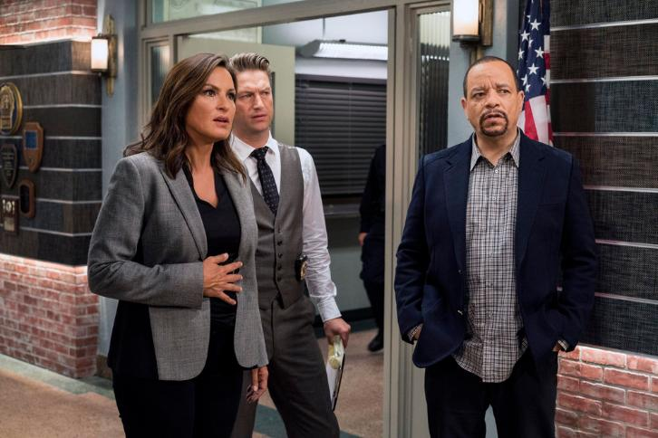 Law and Order: SVU - Episode 18.05 - Rape Interrupted - Promotional Photos & Press Release