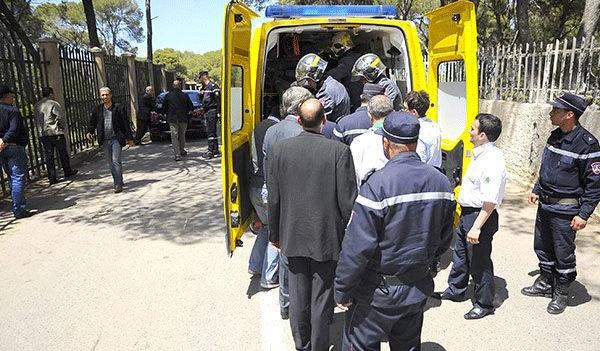محاولة إنتحار جديدة أمام مستشفى الشرفة بالشلف