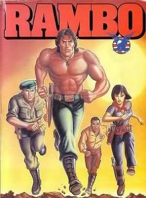 Rambo A Força da Liberdade