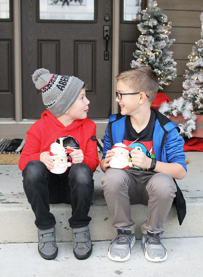 Kids After School Hot Chocolate Date