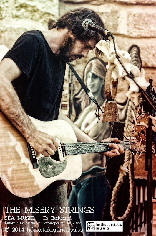 Misery Strings. Fotografías por Héctor Falagán De Cabo   hfilms & photography.