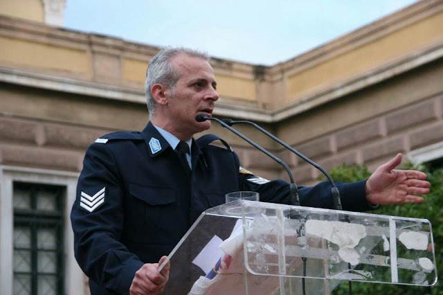Συνέδριο ΠΟΑΣΥ: Οι Αστυνομικοί στηρίζουν Γερακαράκο