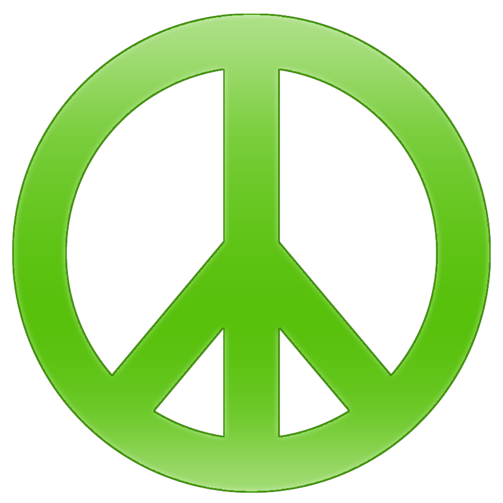 Image Response: the Peace Sign Essay
