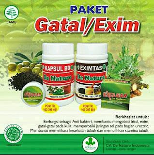 obat gatal de nature di Aceh Barat Daya