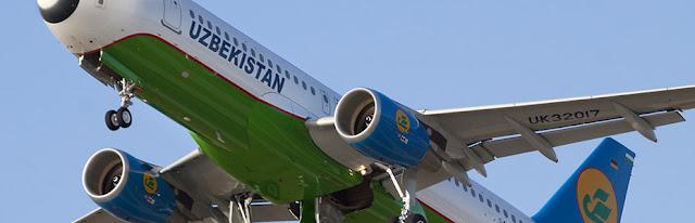 İstanbul - Taşkent Uçak Bileti