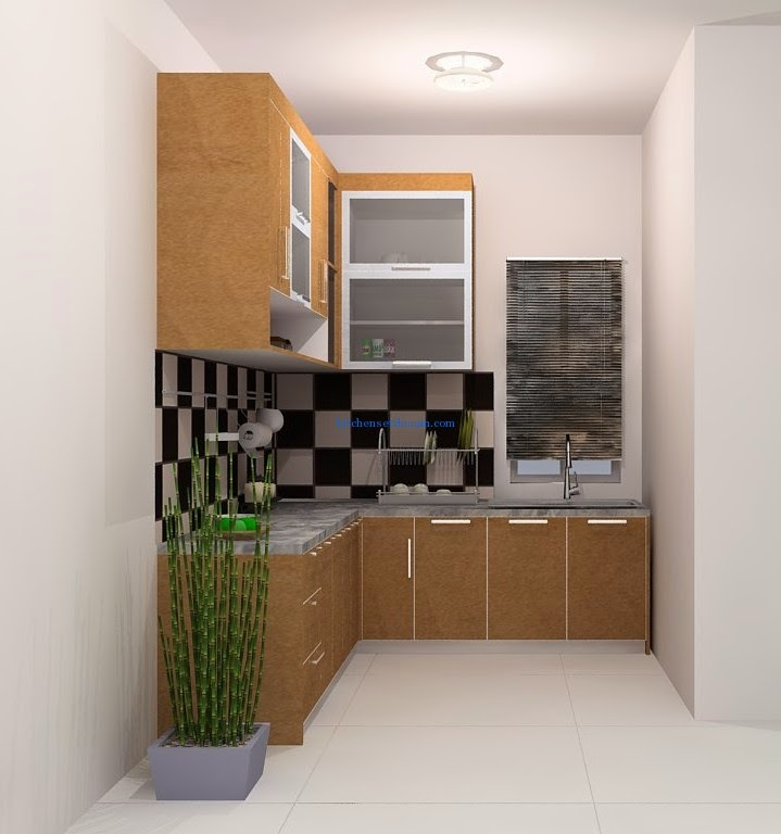 Kitchen Set Ukuran 1 Meter: 2017]