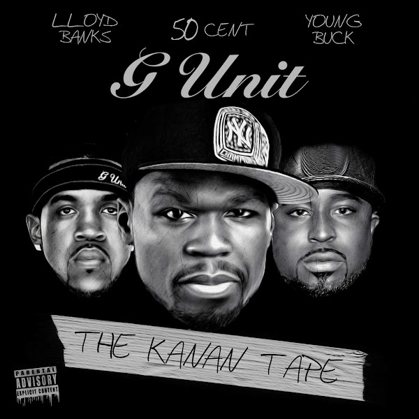 G-Unit - The Kanan Tape Cover