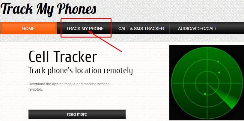 मोबाइल कैसे track करें