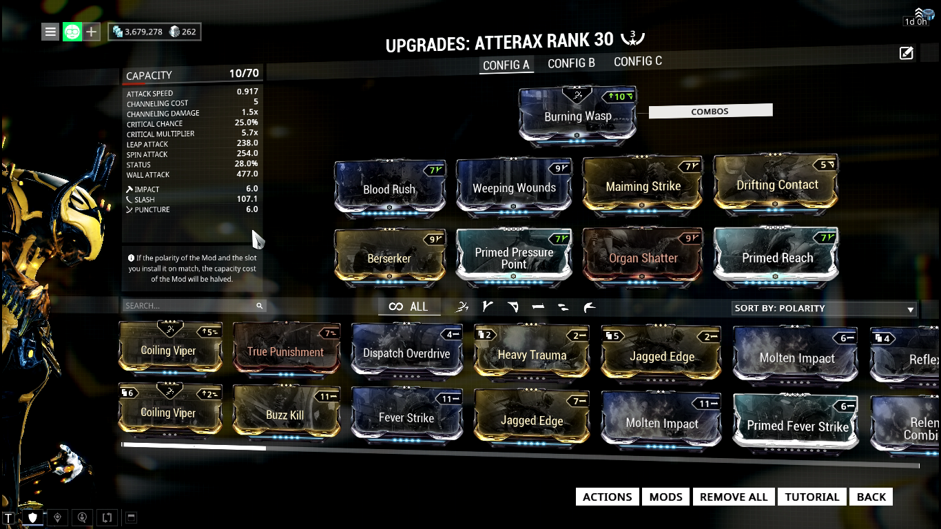 Warframe Build Amp Tips For Speedrunning Operation Plague