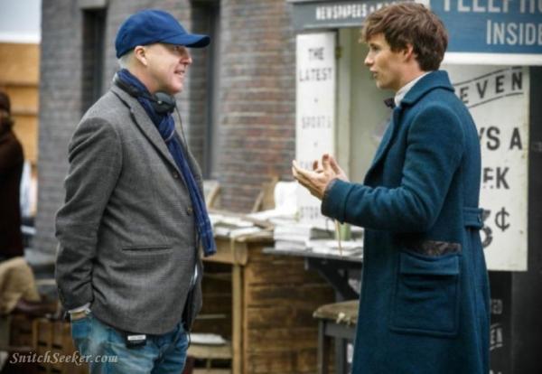 David Yates revela mais sobre a personalidade de Dumbledore em Animais Fantásticos