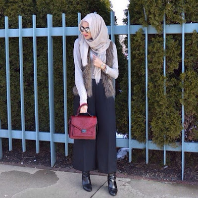 Style Baju Hijab Simple Sommerlabarcha