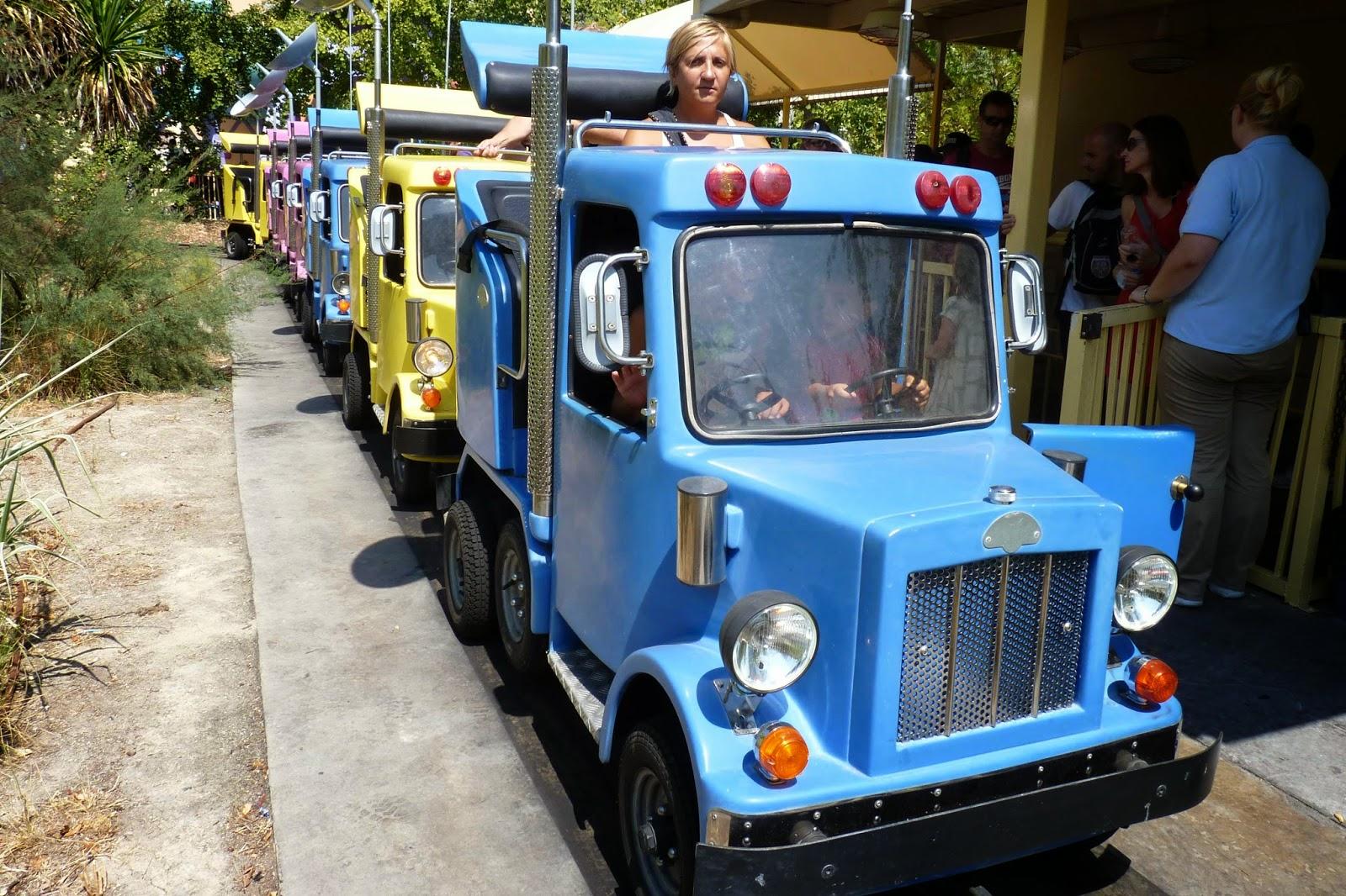 Convoy de Camiones.