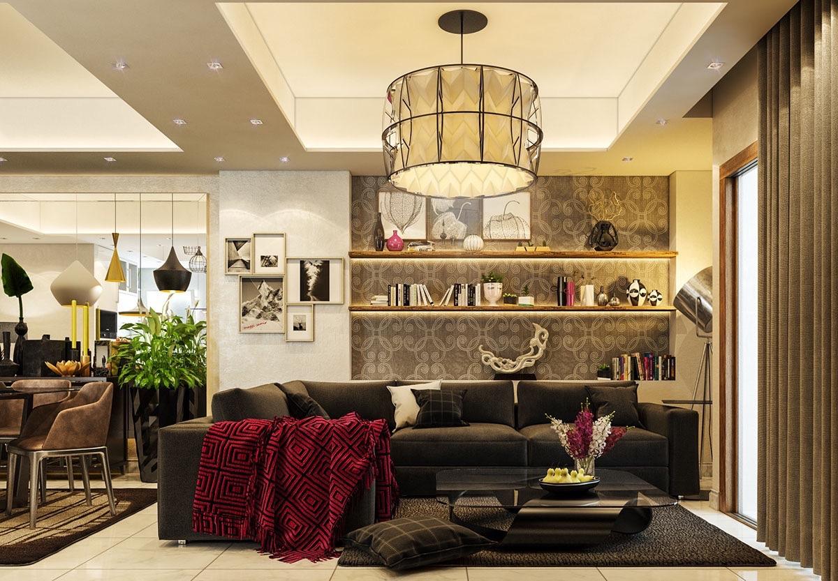 30 wohnzimmer dass transcend design eras modernes haus for Modernes haus design