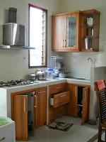 furniture semarang - kitchen set mini bar 09