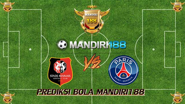 AGEN BOLA - Prediksi Rennes vs Paris Saint Germain 8 Januari 2018