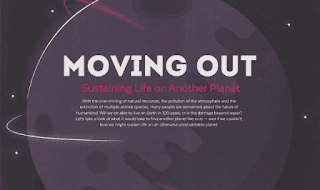 Moving Out: Sustaining Life On Another Planet