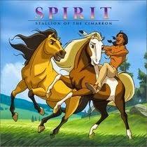 Spirit Armăsarul Vestului Sălbatic Dublat