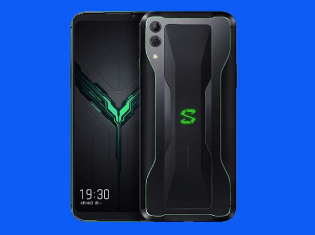 Xiaomi Black Shark 2 now official