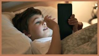 peligros del uso de celular en los niños