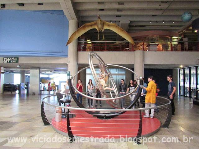 Museu de Ciências e Tecnologia da PUCRS, Porto Alegre