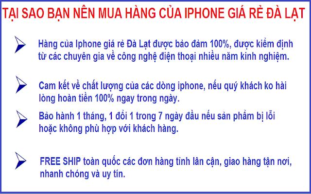Iphone Đà Lạt
