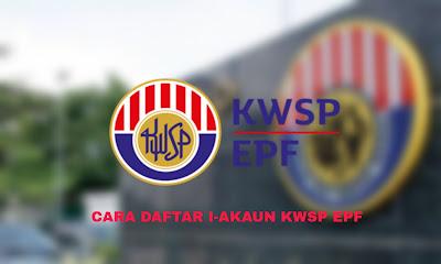 Cara Daftar Aktif i-Akaun KWSP EPF Online