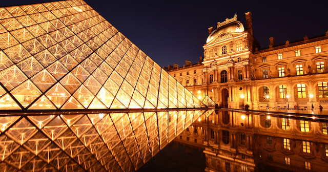 Louvre - entrada gratuita primeiro domingo do mês