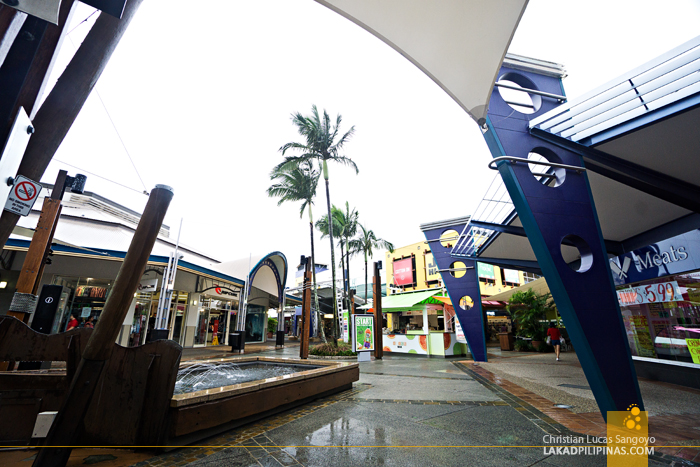 Surfers Paradise Gold Coast Harbour Town Mall