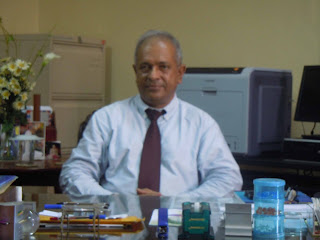 Dr Kumara Hirimburegama New VC of Colombo University