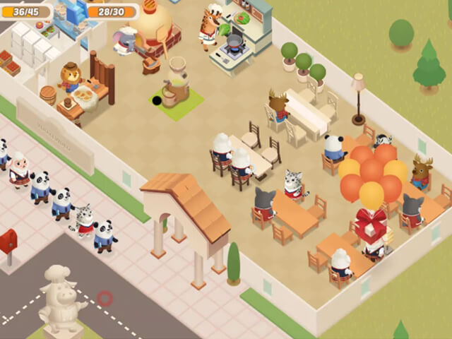 Download Dining Zoo