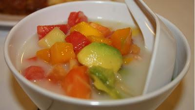 gambar es buah segar
