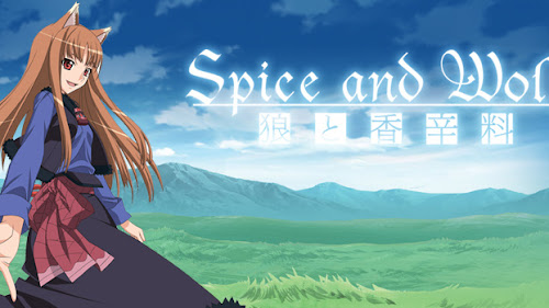 Spice And Wolf [T1-T2] [MP4][Sub Español][Mega]