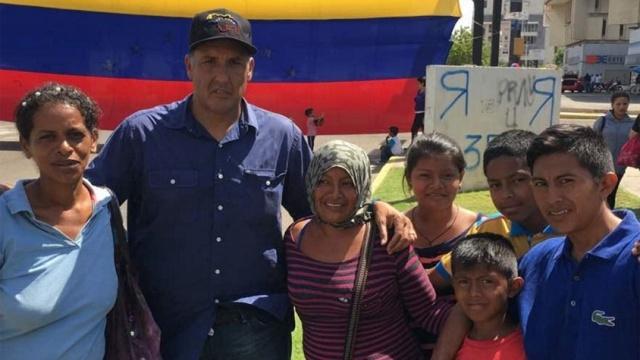 Pablo Pérez: Luchemos por el cambio